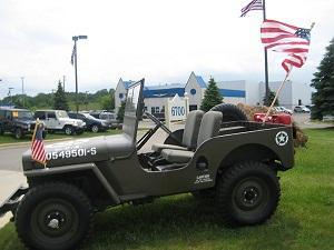 Szott M-59 Chrysler Jeep Image 1