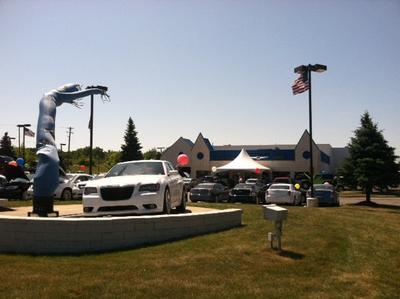 Szott M-59 Chrysler Jeep in White Lake including address