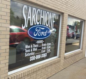 Sarchione Ford of Waynesburg Image 7