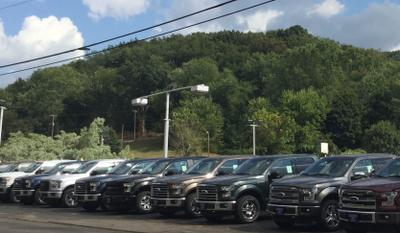 Sarchione Ford of Waynesburg Image 8