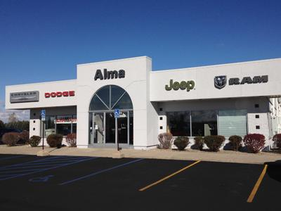 Alma Chrysler Dodge Jeep RAM Image 7