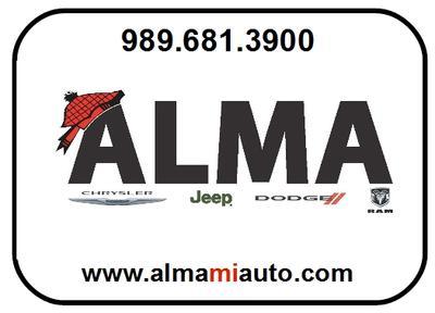 Alma Chrysler Dodge Jeep RAM Image 9