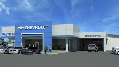 Maltbie Chevrolet Image 1