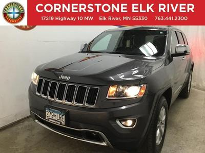 2014 Jeep Grand Cherokee Limited for sale VIN: 1C4RJFBG0EC172696