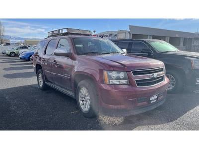 Chevrolet Tahoe Hybrid 2009 for Sale in La Grande, OR