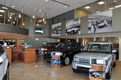 Bobby Rahal Volvo Cars Jaguar Land Rover Image 6