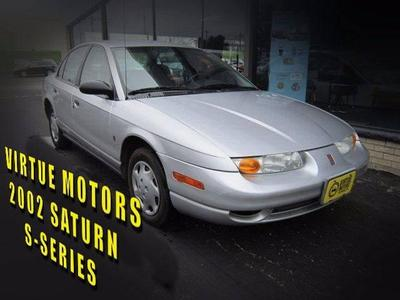 2002 Saturn SC  for sale VIN: 1G8ZH52822Z268671