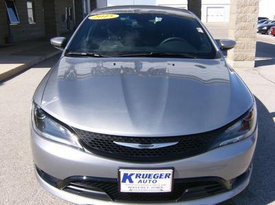 2015 Chrysler 200 S for sale VIN: 1C3CCCBB3FN538759