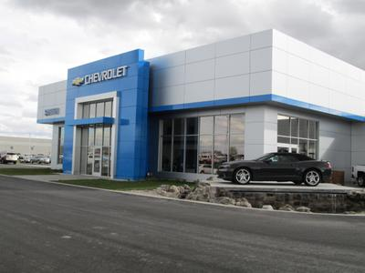 Smith Chevrolet in Idaho Falls including address, phone ...