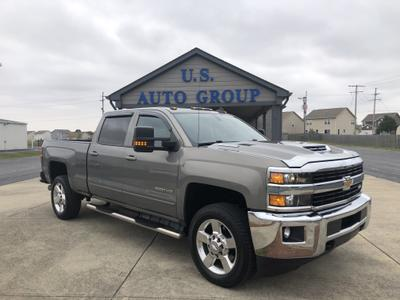 Chevrolet Silverado 2500 2017 for Sale in Greenfield, IN