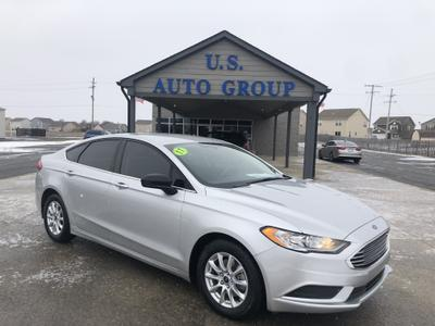 Ford Fusion 2017 a la venta en Greenfield, IN