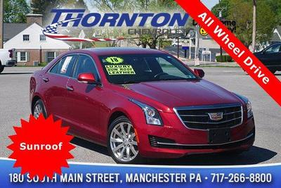 Cadillac ATS 2018 for Sale in Manchester, PA