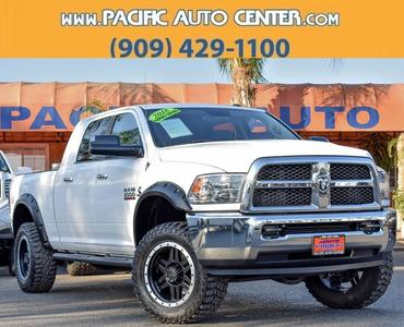 RAM 2500 2018 for Sale in Fontana, CA