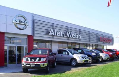 Alan Webb Nissan Image 1