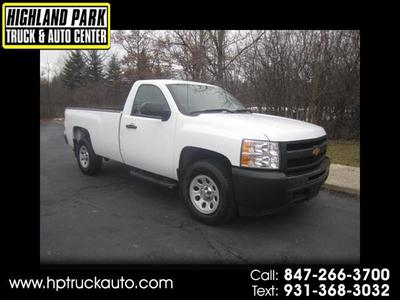 2012 Chevrolet Silverado 1500 Work Truck for sale VIN: 1GCNKPE05CZ303115
