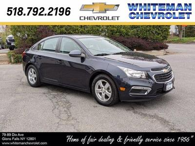 Chevrolet Cruze Limited 2016 for Sale in Glens Falls, NY
