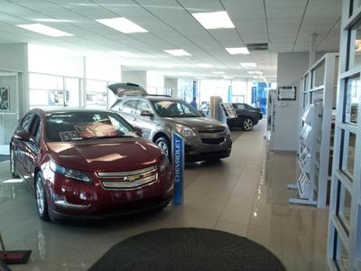 Vic Canever Chevrolet Image 1
