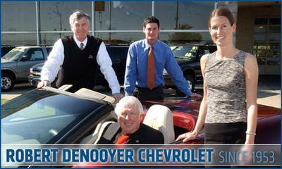 Robert DeNooyer Chevrolet Image 1