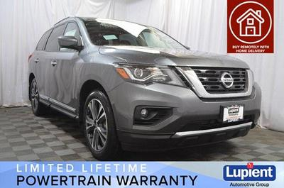 Nissan Pathfinder 2020 a la venta en Minneapolis, MN