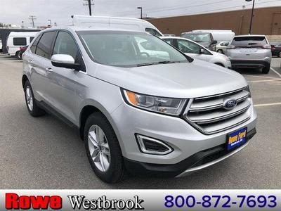 2018 Ford Edge SEL for sale VIN: 2FMPK4J98JBC08989