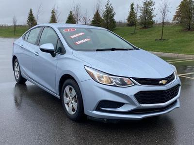 Chevrolet Cruze 2017 a la venta en Auburn Hills, MI