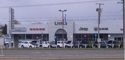 Lithia Chrysler Jeep Dodge of Billings Image 1