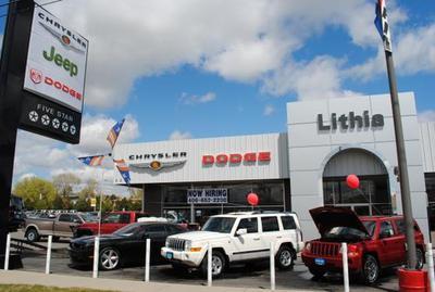 Lithia Chrysler Jeep Dodge of Billings Image 3