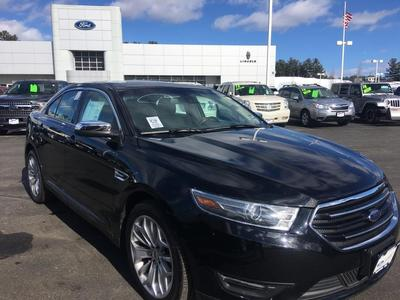2018 Ford Taurus Limited for sale VIN: 1FAHP2F81JG120542