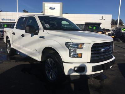 2017 Ford F-150 XL for sale VIN: 1FTEW1EP4HFC10724