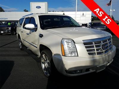 2007 Cadillac Escalade ESV  for sale VIN: 1GYFK66897R347461