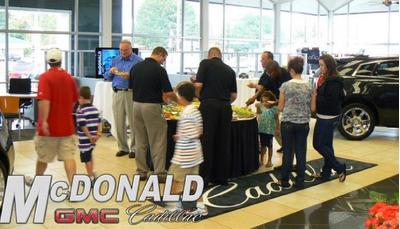 McDonald GMC Cadillac Image 1