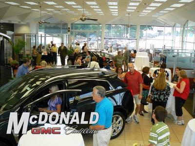 McDonald GMC Cadillac Image 2