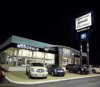 McDonald GMC Cadillac Image 7