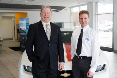Simms Chevrolet Company Image 1