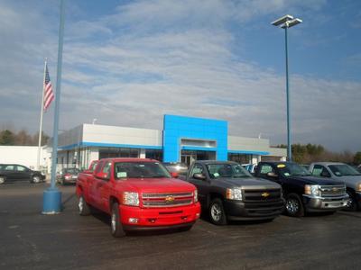 Simms Chevrolet Company Image 3