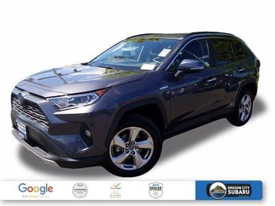 Toyota RAV4 Hybrid 2019 a la venta en Oregon City, OR
