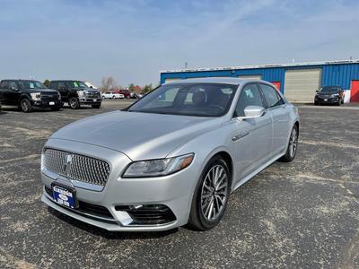 Lincoln Continental 2017 a la venta en Elkhorn, WI