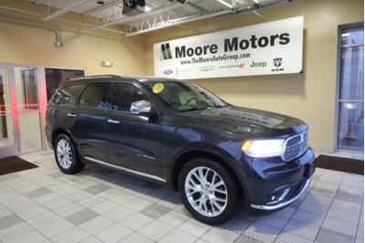 2014 Dodge Durango Citadel for sale VIN: 1C4SDHET4EC279635
