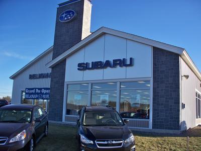 Belknap Subaru Image 1