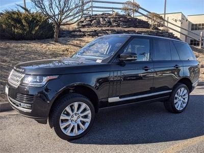 Land Rover Range Rover 2017 for Sale in Cockeysville, MD