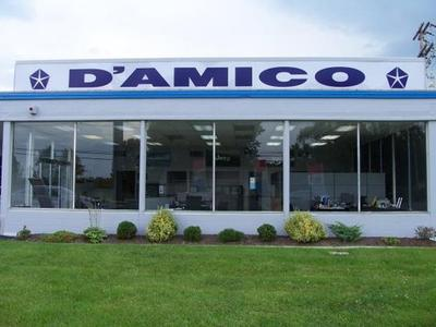 D'Amico Chrysler Dodge Jeep RAM Image 1