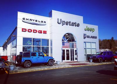 Upstate Chrysler Dodge Jeep RAM Image 1