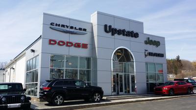 Upstate Chrysler Dodge Jeep RAM Image 4