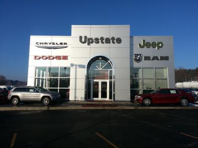 Upstate Chrysler Dodge Jeep RAM Image 7