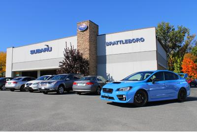 Brattleboro Subaru Image 1