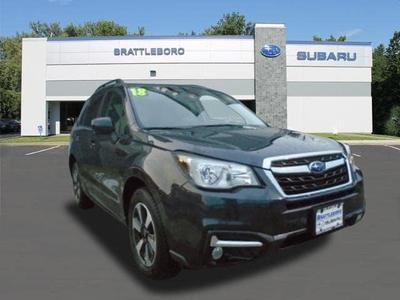 2018 Subaru Forester 2.5i Limited for sale VIN: JF2SJAJC1JH526856
