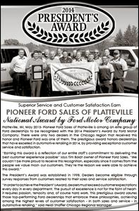 Pioneer Ford Sales, Ltd. Image 7