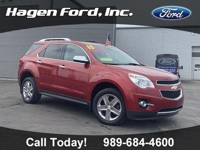 Chevrolet Equinox 2015 for Sale in Bay City, MI