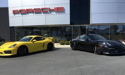 Porsche Clifton Park Image 2