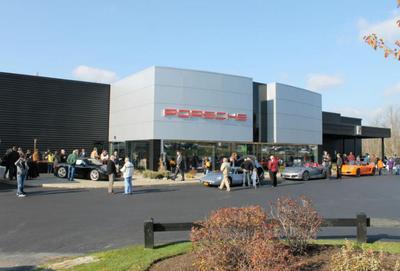 Porsche Clifton Park Image 3